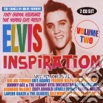 Elvis inspiration vol.2 cd musicale di Artisti Vari