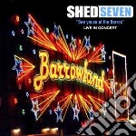 See youse at the barras cd musicale di Seven Shed
