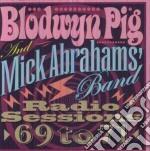Radio sessions 69-71 cd musicale di Pig Blodwyn