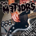 Maniac rockers from hell cd musicale di Meteors