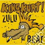 Zulu beat cd musicale di Kurt! King