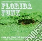 FLORIDA FUNK cd musicale di ARTISTI VARI