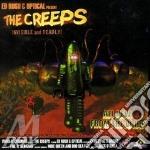 THE CREEPS cd musicale di ED RUSH & OPTICAL