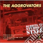 Aggrovators - Dubbing It Studio One cd musicale di AGGROVATORS
