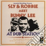 MEET BUNNY LEE AT DUB ST                  cd musicale di SLY & ROBBIE