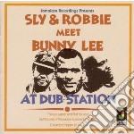 (LP VINILE) Meet bunny lee at dub st lp vinile di SLY & ROBBIE