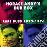 Horace Andy - Rare Dubs 1973-1976 cd musicale di Horace Andy