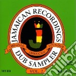 Jamaican recordings dubsampler cd musicale di Artisti Vari