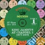 King Jammy - At Channel One cd musicale di Jammy's King