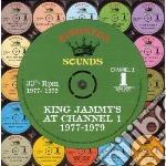 (LP VINILE) AT CHANNEL ONE lp vinile di Jammy King