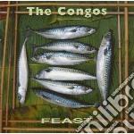 Congos - Feast cd musicale di CONGOS