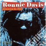 (LP VINILE) LP - DAVIS, RONNIE        - Jamming In Dub lp vinile di Ronnie Davis