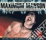 Maximum manson cd musicale di Marilyn Manson