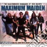 Maximum maiden -pd- cd musicale di Iron Maiden