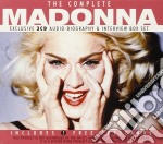 THE COMPLETE MADONNA (BOX 3 CD + 5 FREE  POSTCARDS) cd musicale di MADONNA