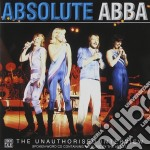 Abba - The Absolute Abba. Interview cd musicale di Abba