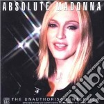 Madonna - The Absolute Madonna cd musicale di Madonna