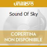 SOUND OF SKY cd musicale di YOKOTA SUSUMU