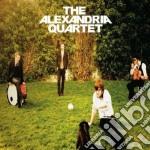THE ALEXANDRIA QUARTET                    cd musicale di ALEXANDRIA QUARTET