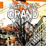 Matt & Kim - Grand cd musicale di MATT & KIM