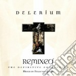 Delerium - Remixed-definitive Collection cd musicale di DELERIUM