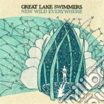 New wild everywhere cd musicale di Great lake swimmers