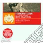 SESSIONS ELEVEN cd musicale di AA.VV./M.O.S.
