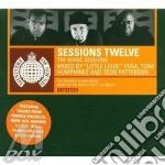 SESSIONS TWELVE (2CD) cd musicale di M.O.S./ARTISTI VARI