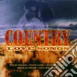 Country love songs cd musicale