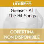 Grease: all the hit songs cd musicale