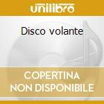 Disco volante cd musicale di Cinerama