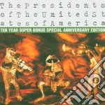 PRESIDENTS OF THE USA cd musicale di PRESIDENTS OF THE US