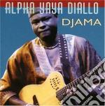 Alpha Yaha Diallo - Djama cd musicale di ALPHA YAHA DIALLO