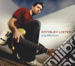 Aynsley Lister - Equilibrium cd musicale di LISTER AYNSLEY