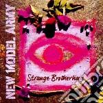 STRANGE BROTHERHOOD                       cd musicale di NEW MODEL ARMY