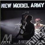 ...& NOBODY ELSE                          cd musicale di NEW MODEL ARMY