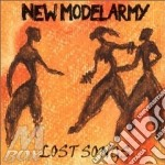 LOST SONGS                                cd musicale di NEW MODEL ARMY