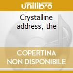 Crystalline address, the cd musicale
