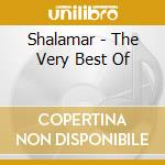 The very best cd musicale di Shalamar