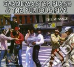 Grandmaster Flash & The Furious Five - The Message cd musicale di Flash Grandmaster