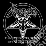 Venom - The Sevent Gates Of Hell - 1980/1985 Singles cd musicale di VENOM