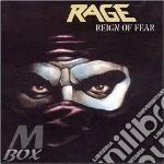 REIGN OF FEAR (RIST) cd musicale di RAGE