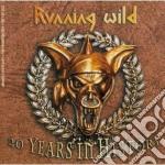 Running Wild - 20 Years In History cd musicale di RUNNING WILD