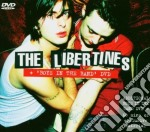 LIBERTINES+BOYS IN THE../CD+DVD Ltd. cd musicale di LIBERTINES