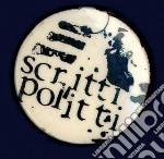 EARLY cd musicale di SCRITTI POLITTI