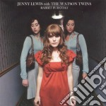 Jenny Lewis With the Watson Twins - Rabbit Fur Coat cd musicale di LEWIS JENNY