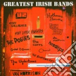 GREATEST IRISH BANDS cd musicale di ARTISTI VARI
