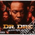 Dr. Dre - Death Row Dayz cd musicale di DR DREE