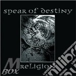 Religion cd musicale di Spear of destiny