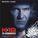 K19 - The Widowmaker cd musicale di O.S.T.